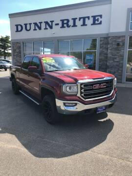 2016 GMC Sierra 1500 for sale at Dunn-Rite Auto Group in Kilmarnock VA