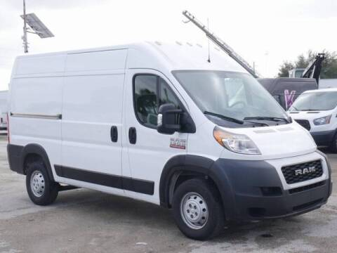 2020 RAM ProMaster Cargo for sale at JumboAutoGroup.com in Hollywood FL