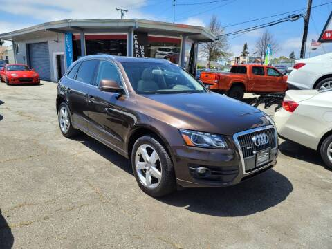 2012 Audi Q5 for sale at Imports Auto Sales & Service in San Leandro CA