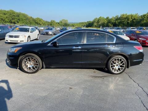 2011 Honda Accord for sale at CARS PLUS CREDIT in Independence MO