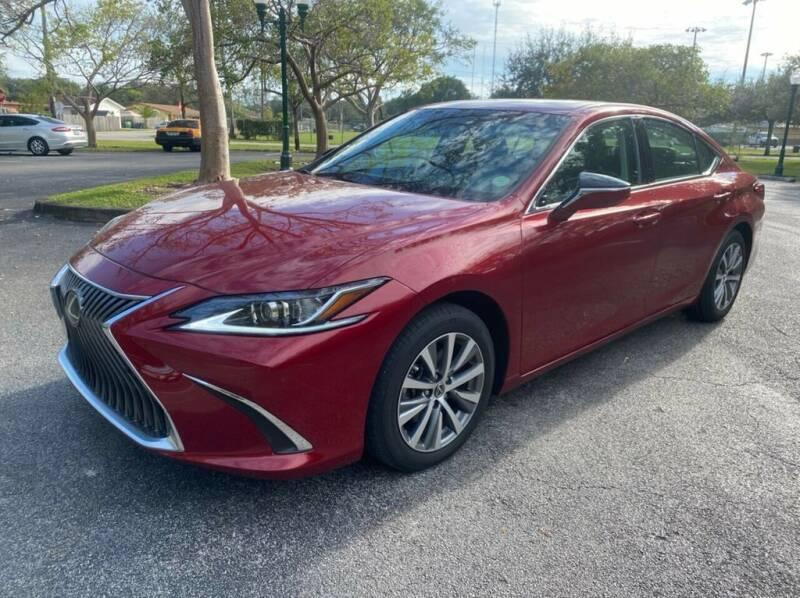 2020 Lexus ES 350 for sale in Miramar, FL