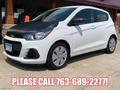 2017 Chevrolet Spark for sale at Affordable Auto Sales in Cambridge MN