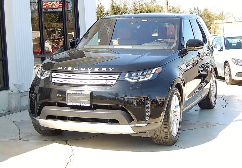 2017 Land Rover Discovery for sale at Avi Auto Sales Inc in Magnolia NJ