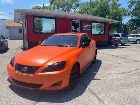 2008 Lexus IS 250 for sale at Big Red Auto Sales in Papillion NE
