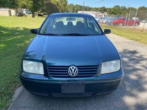 2001 Volkswagen Jetta for sale at Speed Auto Mall in Greensboro NC