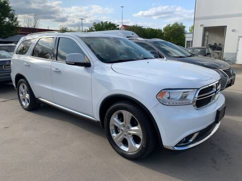 2014 Dodge Durango for sale at Excellence Auto Direct in Euless TX