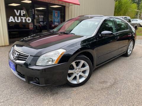 2008 Nissan Maxima for sale at VP Auto in Greenville SC