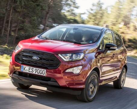 2021 Ford EcoSport for sale at Diamante Leasing in Brooklyn NY