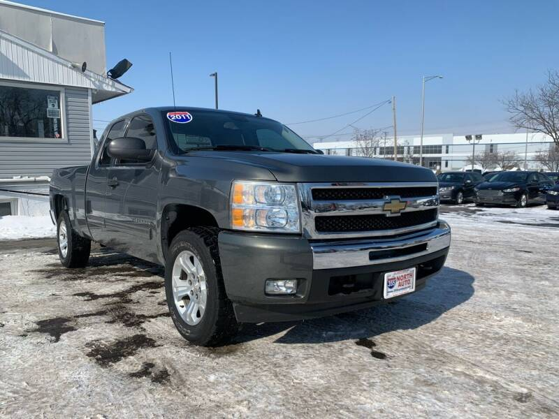 2011 Chevrolet Silverado 1500 for sale at 355 North Auto in Lombard IL