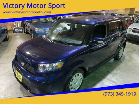 2008 Scion xB for sale at Victory Motor Sport in Paterson NJ