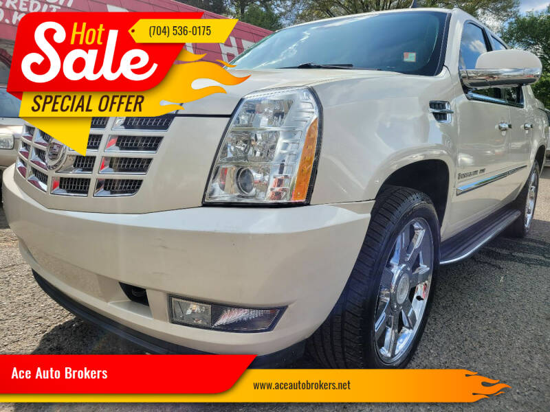 2008 Cadillac Escalade EXT for sale at Ace Auto Brokers in Charlotte NC