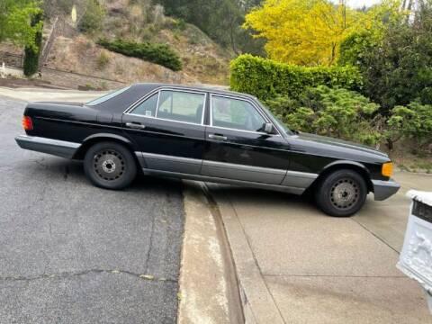 1990 Mercedes-Benz 300-Class for sale at Classic Car Deals in Cadillac MI