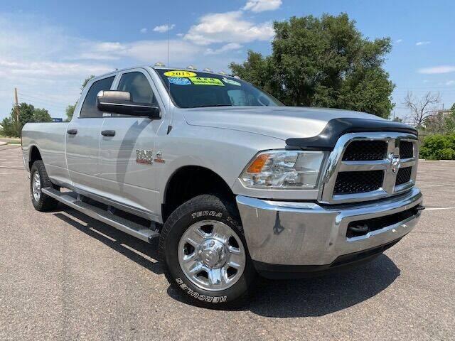 2015 RAM Ram Pickup 3500 for sale at UNITED Automotive in Denver CO
