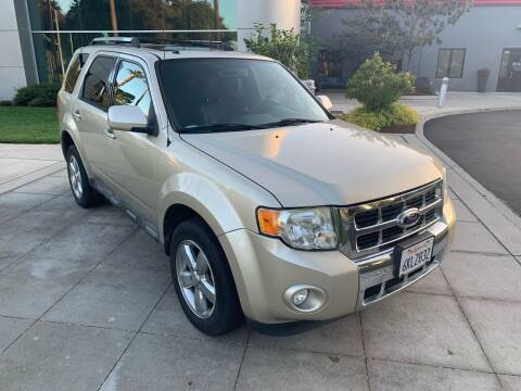 2010 Ford Escape for sale at Top Motors in San Jose CA