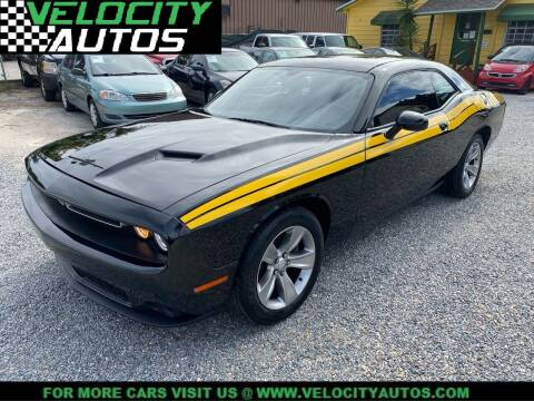2017 Dodge Challenger for sale at Velocity Autos in Winter Park FL