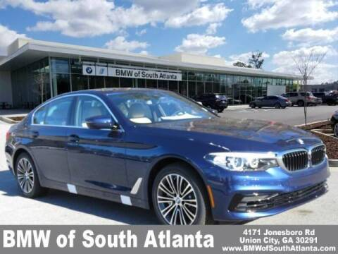 2020 BMW 5 Series for sale at Southern Auto Solutions - Georgia Car Finder - Southern Auto Solutions - BMW of South Atlanta in Marietta GA