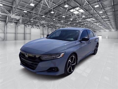 2021 Honda Accord for sale at Camelback Volkswagen Subaru in Phoenix AZ