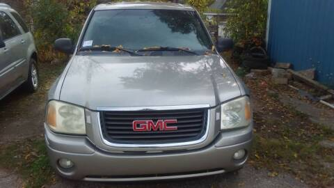 2002 GMC Envoy for sale at New Start Motors LLC in Montezuma IN