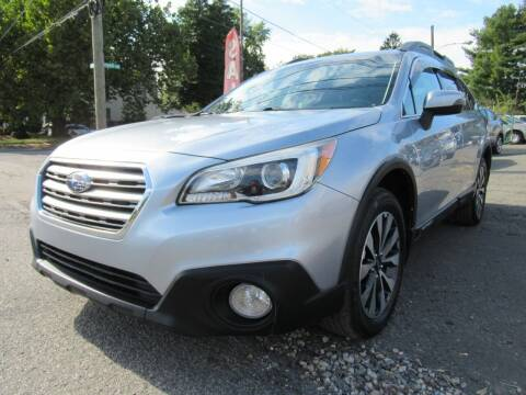 2015 Subaru Outback for sale at PRESTIGE IMPORT AUTO SALES in Morrisville PA