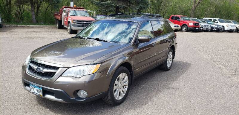 2009 Subaru Outback for sale at Fleet Automotive LLC in Maplewood MN
