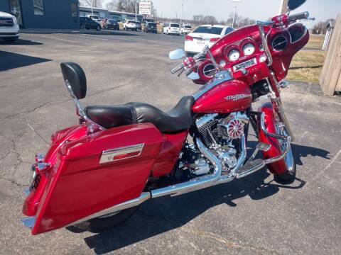 2013 Harley-Davidson STREET-GLIDE for sale at Heritage Automotive Sales in Columbus in Columbus IN
