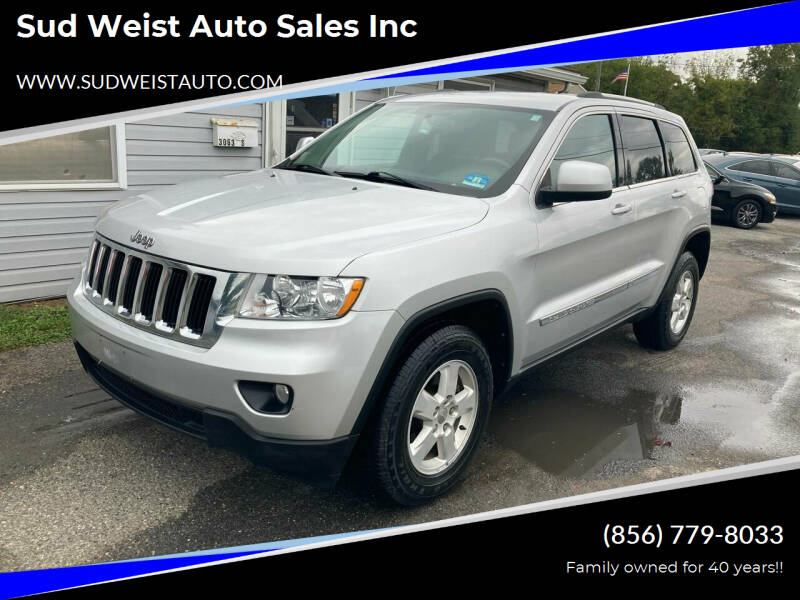 2013 Jeep Grand Cherokee for sale at Sud Weist Auto Sales Inc in Maple Shade NJ