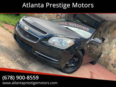 2008 Chevrolet Malibu for sale at Atlanta Prestige Motors in Decatur GA