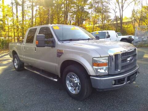 2010 Ford F-250 Super Duty for sale at Import Plus Auto Sales in Norcross GA