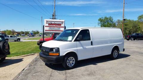 2011 Chevrolet Express Cargo for sale at Downing Auto Sales in Des Moines IA