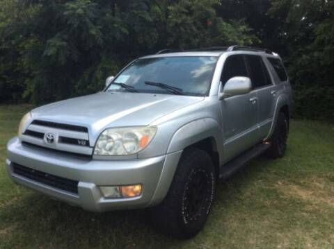 2005 Toyota 4Runner for sale at Allen Motor Co in Dallas TX