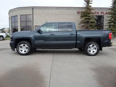 2018 Chevrolet Silverado 1500 for sale at Elite Motors in Fargo ND