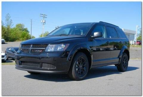 2020 Dodge Journey for sale at WHITE MOTORS INC in Roanoke Rapids NC
