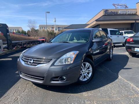 2012 Nissan Altima for sale at FASTRAX AUTO GROUP in Lawrenceburg KY