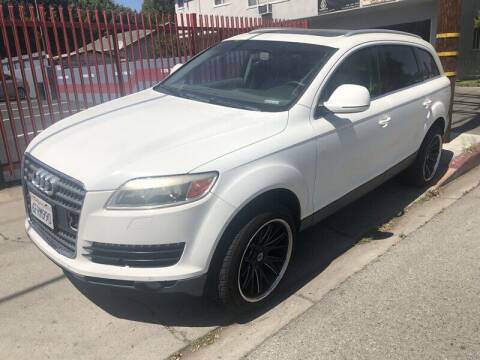 2008 Audi Q7 for sale at Boktor Motors in North Hollywood CA