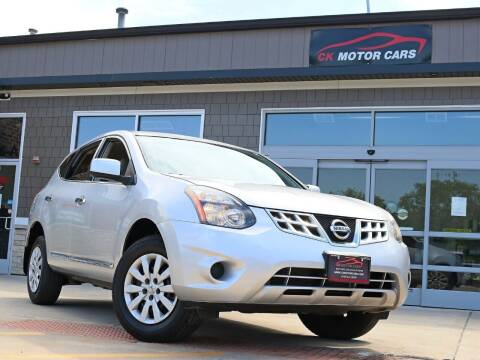 2015 Nissan Rogue Select for sale at CK MOTOR CARS in Elgin IL