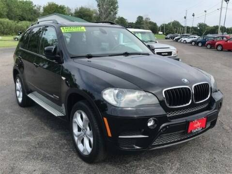 2011 BMW X5 for sale at FUSION AUTO SALES in Spencerport NY