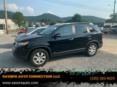 2012 Kia Sorento for sale at SAVORS AUTO CONNECTION LLC in East Liverpool OH