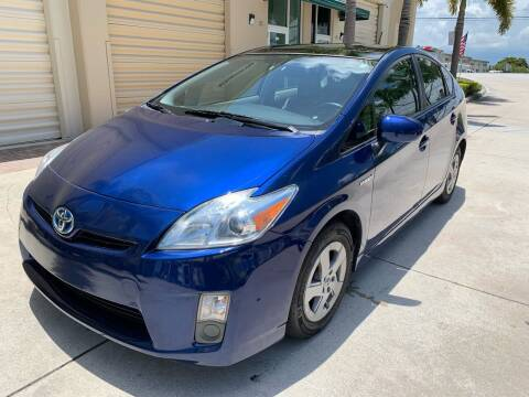 2011 Toyota Prius for sale at AUTOSPORT MOTORS in Lake Park FL