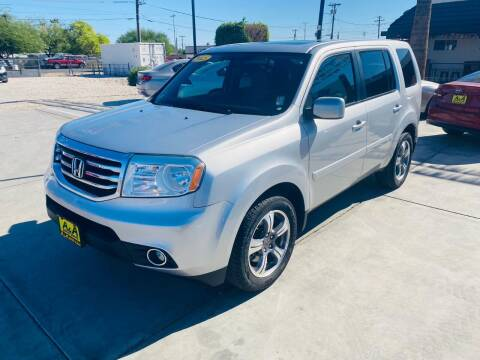 2015 Honda Pilot for sale at A AND A AUTO SALES in Gadsden AZ