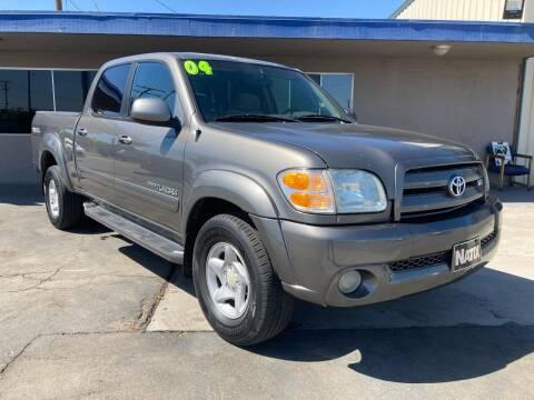 2004 Toyota Tundra for sale at AUTO NATIX in Tulare CA