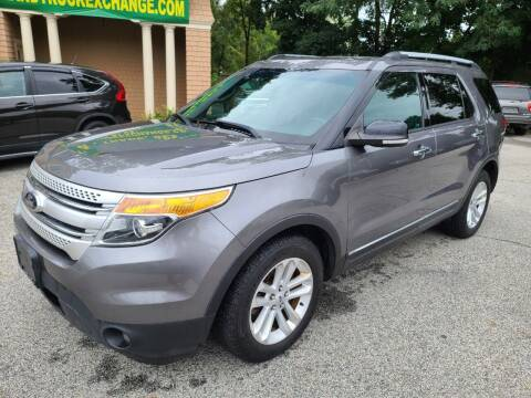 2013 Ford Explorer for sale at Car and Truck Exchange, Inc. in Rowley MA