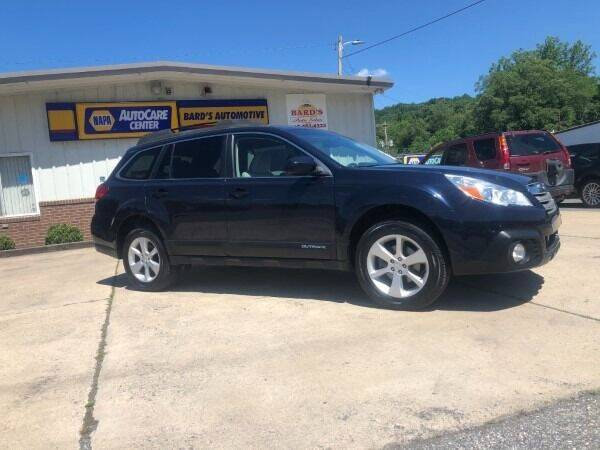 2013 Subaru Outback for sale at BARD'S AUTO SALES in Needmore PA