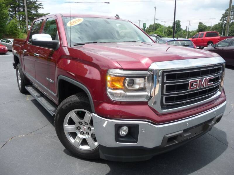 2014 GMC Sierra 1500 for sale at Wade Hampton Auto Mart in Greer SC