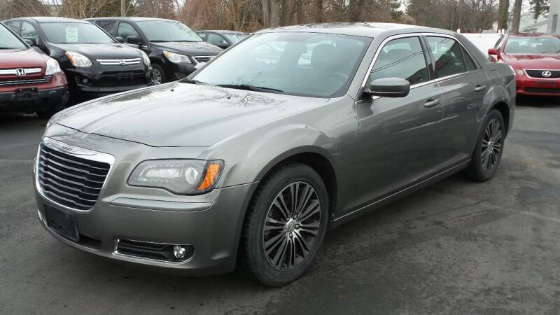 2012 Chrysler 300 for sale at JBR Auto Sales in Albany NY