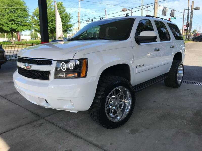 2007 Chevrolet Tahoe for sale at Michael's Imports in Tallahassee FL