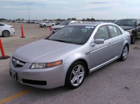 2005 Acura TL for sale at HW Used Car Sales LTD in Chicago IL