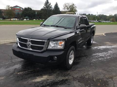 2008 Dodge Dakota for sale at Lux Car Sales in South Easton MA
