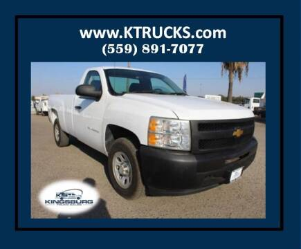 2013 Chevrolet Silverado 1500 for sale at Kingsburg Truck Center in Kingsburg CA
