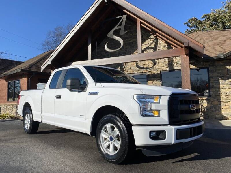 2015 Ford F-150 for sale at Auto Solutions in Maryville TN