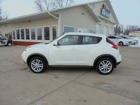 2013 Nissan JUKE for sale at Milaca Motors in Milaca MN